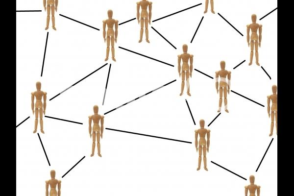 人間関係のネットワーク