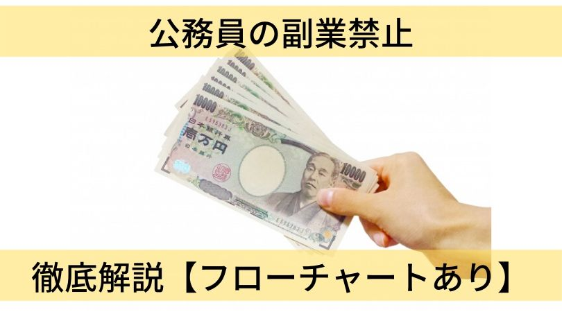 複数の一万円札を持つ手